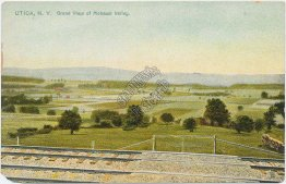 Mohawk Valley, Railroad, Utica, NY New York - Early 1900's TUCK Postcard