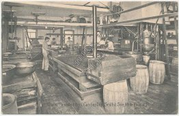 Interior Candy Store, Smith & Son, White River Junction, VT Vermont Postcard