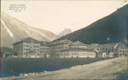 Profile House, Franconia Notch, White Mts., NH New Hampshire - Early RP Postcard