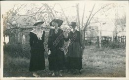 3 Women, YWCA, Young Women's Christian Association, Phoenix, AZ Early Photo