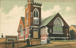 Methodist Episcopal Church, Danielson, CT Connecticut - Early 1900's Postcard