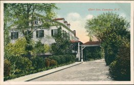 Court Inn, Camden, SC South Carolina - Early 1900's Postcard