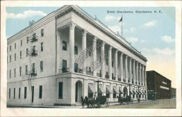 Hotel Charleston, Charleston, SC South Carolina - Early 1900's Postcard
