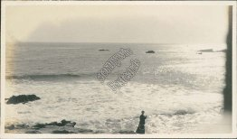 Beach near Santa Anna, CA California - Early 1900's Photo