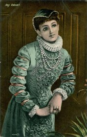 Amy Robsart, England - Early 1900's Postcard