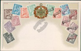 Louny, Czech Republic Czechoslovakia 1928 Stamp Philatelic Postcard, Postmark